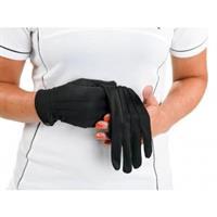 Handske Tunn Svart Small (6-7)