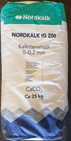 Foderkalk 0-0,2mm 25kg