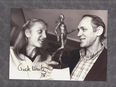 FRIIDRETTENS VENNER minnes Grete Waitz - 10 år etter