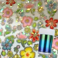 DM- Folie #65 Flower Pink &