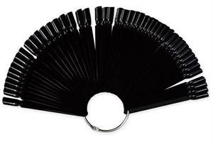 BL- Nail Polish Display BLACK