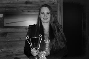 Årets rytter 2012: Irene O. Hauge