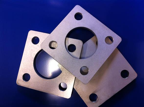 Rustfritt/syrefast stål 15 mm