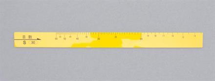 Maskeprøvelinjal 6,5 mm