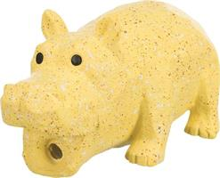 Flodhäst Latex 15cm