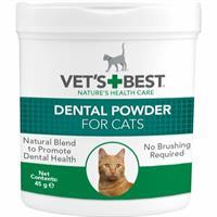 Vets Best Avancerat tandvårdspulver t katter 45g