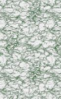 Aquamat 65cm Marmor Grön