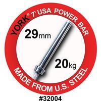 York US FWB 32004 styrkeløft stang