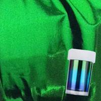 DM- Folie #38 Metallic Green