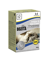 Bozita Tetra Indoor&Sterilised 190g
