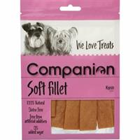 Companion Soft Fillet Kanin 80g