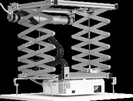 SCREENINT SI-200 projektorihissi