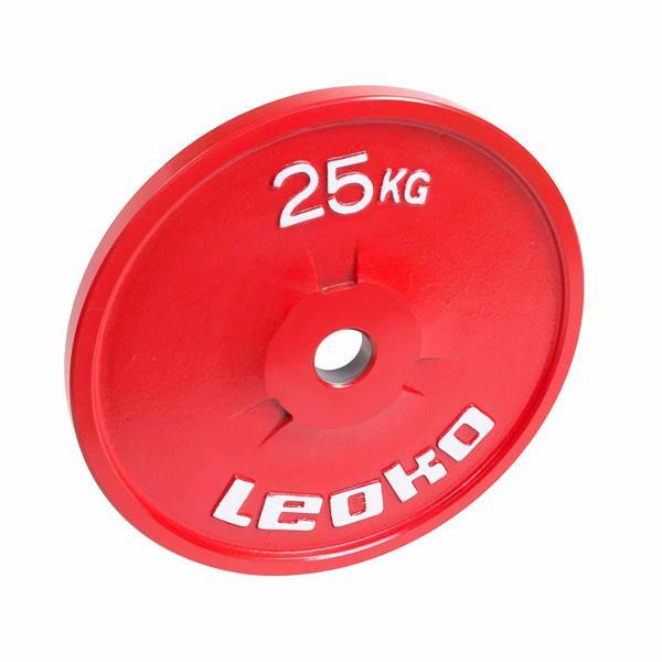 Leoko SL 25,0 kg skive