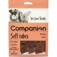Companion Soft Cubes Oxlever 80g