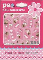 DL- PETA Sticker peta 94