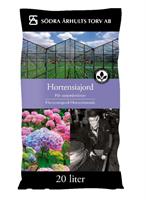 Hortensiajord 20l