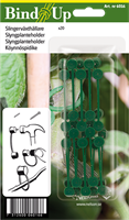 Slingerväxthållare grön