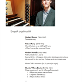 Program oslo orgelfestival