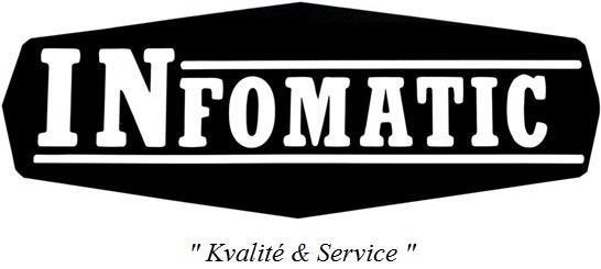 "Infomatic - "" Kvalité & Service """