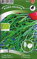 Rucola/Sandsenap, Organic