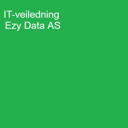 IT-Veiledning Ezy Data AS