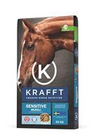 Krafft Müsli Sensitive Blå 20kg