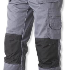 Hantverksbyxa 193 grå/svart C44