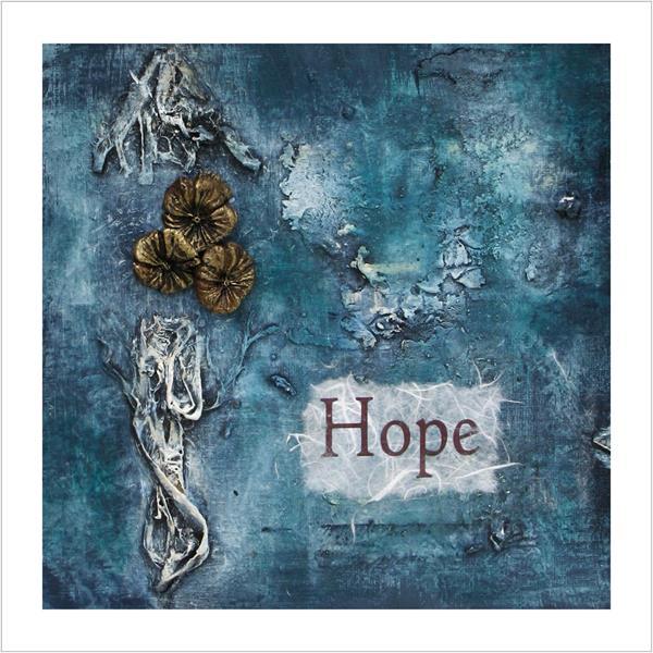 Kunstkort: Hope