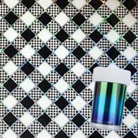 DM- Folie #74 Square Black & white