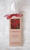 Mannakorn - 20 kort i pakke - Nynorsk