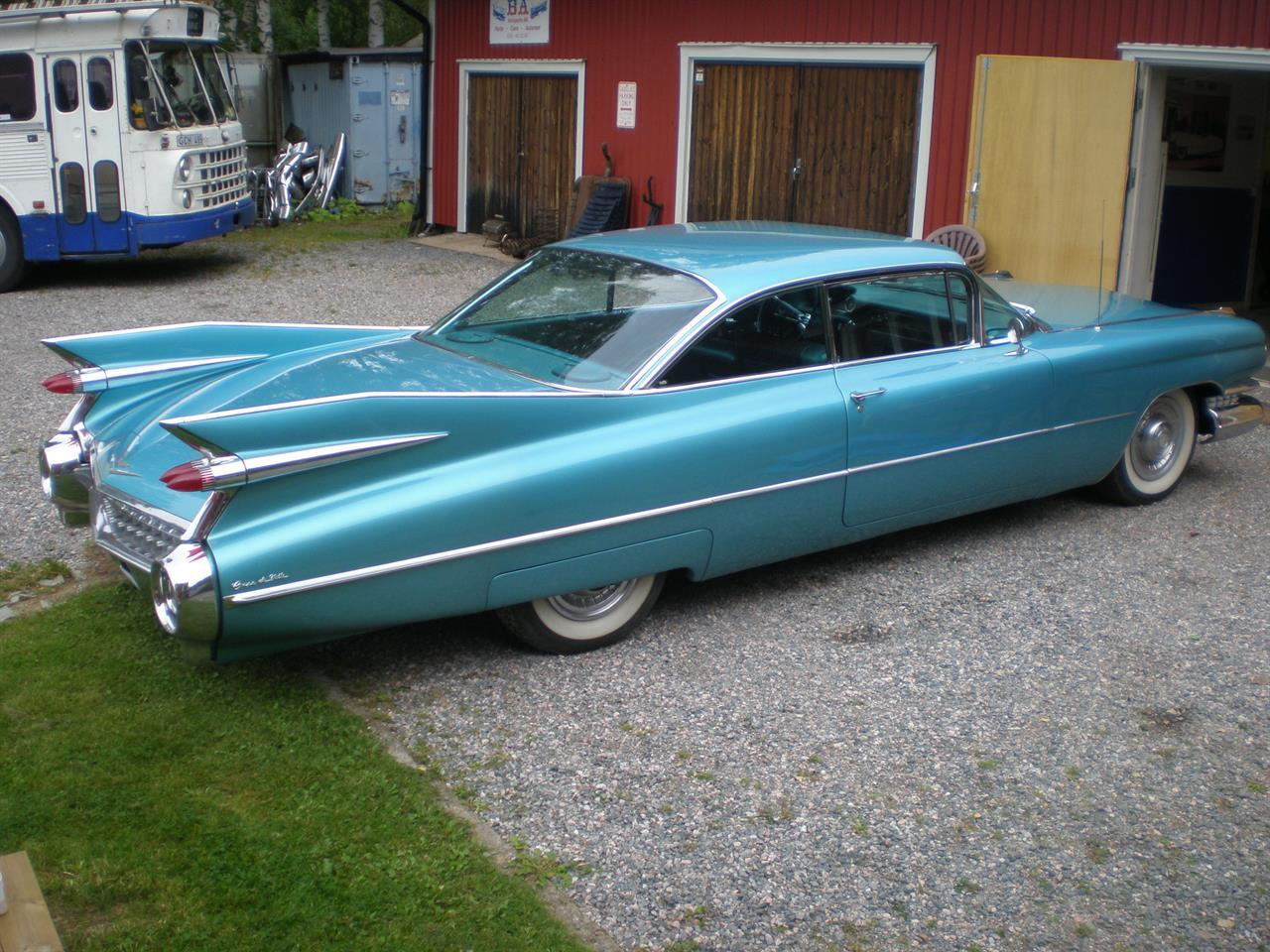 Cadillac -59 Coupe