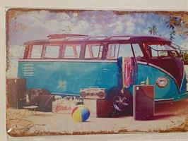 Blue Bus, kyltti