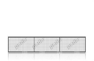 Grind Lättvikt Nät H90cm B450cm