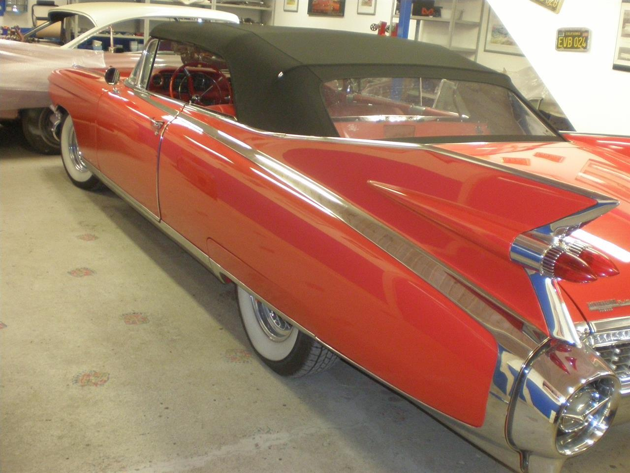 Cadillac -59 Biarritz