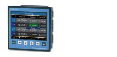 UMG511 Vaux 44...130VAC/48...180VDC RS-485 Ethernet Profibus
