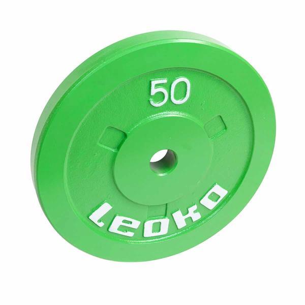 Leoko SL 50,0 kg skive