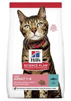 Hills Katt Adult Light Tuna 1.5kg