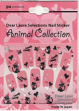 DL- Sticker Animal Cat