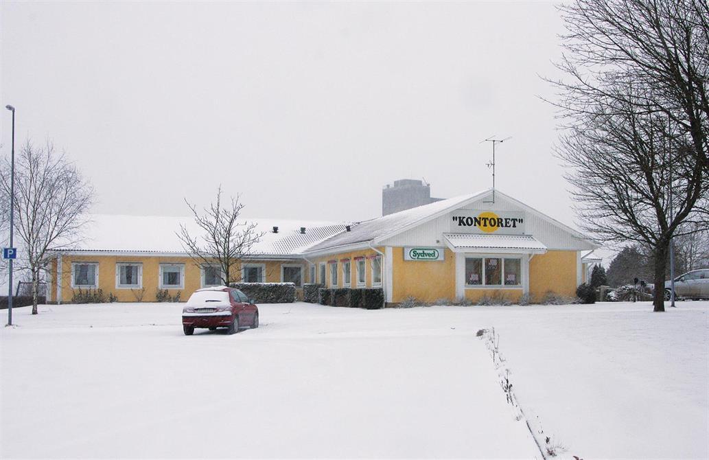 Kontoret i Falköping