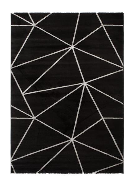 Diamond Lines Silver 160*230