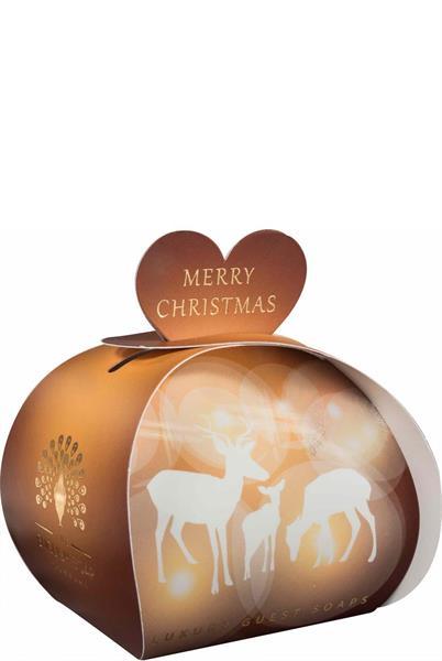 Luxury Small Soaps 60 g Reindeer