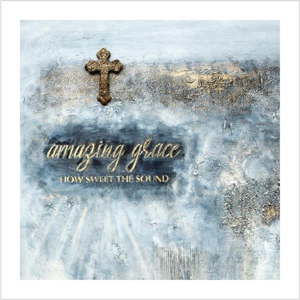 Kunstkort: Amazing grace