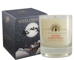 Pure Soya Candle 170 g Winter Village