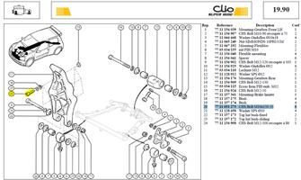 VIS CHC DIN 912 M10X35 12.9 BRUT