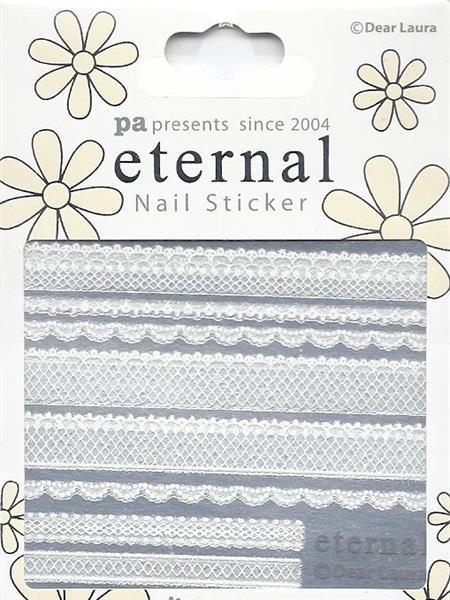 DL- Sticker Lace white