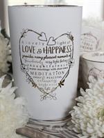 LYKTA | LOVE & HAPPINESS | MAJAS COTTAGE