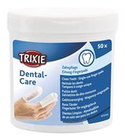Fingerpads mint för tandvård 50-p