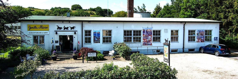 Ateljé Gunilla Mann - Ateljé och utställningshall