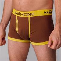 Mähöne Boxers, Brown/Yellow
