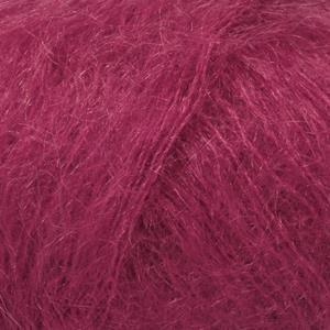Kid-Silk Mørk rosa